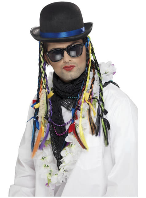Boy George Hat - Karma Chameleon