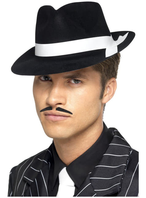 Chapeau gangster années 20
