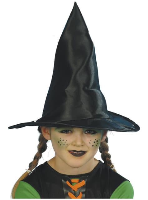 Sombrero de bruja infantil