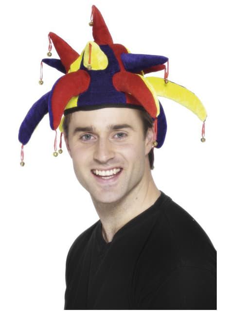 Cappello giullare deluxe