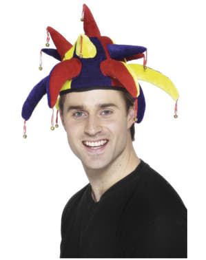 Sombrero de bufón deluxe