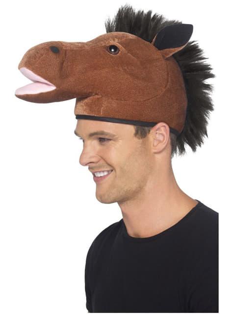 Кінь капелюх