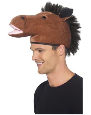 Czapka koń