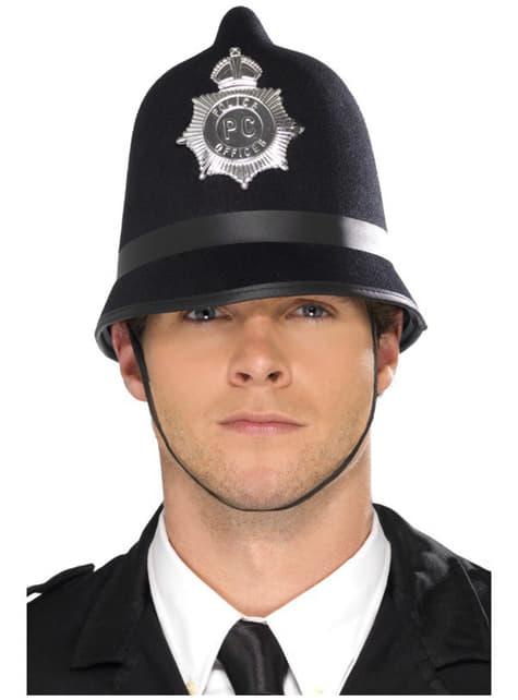 Sombrero de policía deluxe