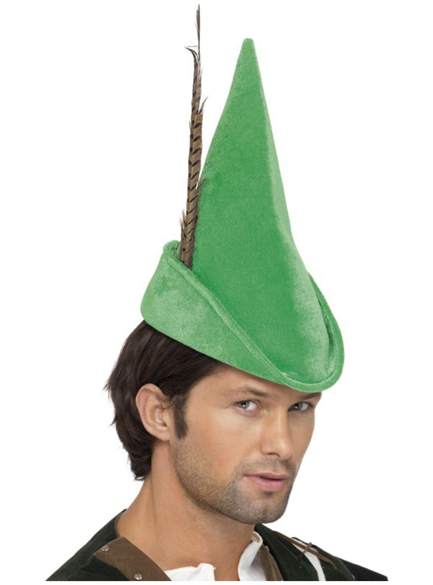 ad8500c79f9 Robin Hood s Hat. The coolest