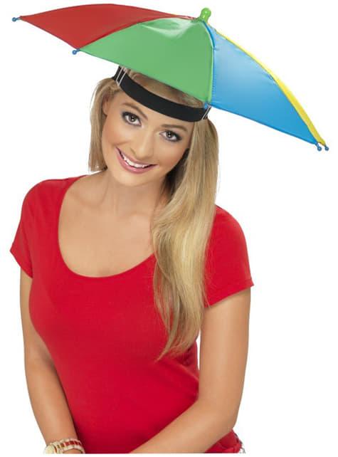 Парасолька капелюх