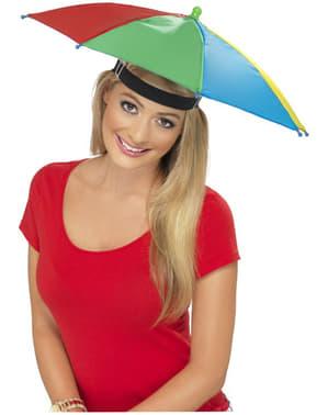 Chapéu guarda-chuva