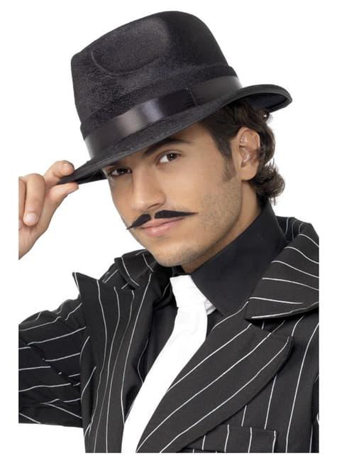 Chapeau de gangster indestructible
