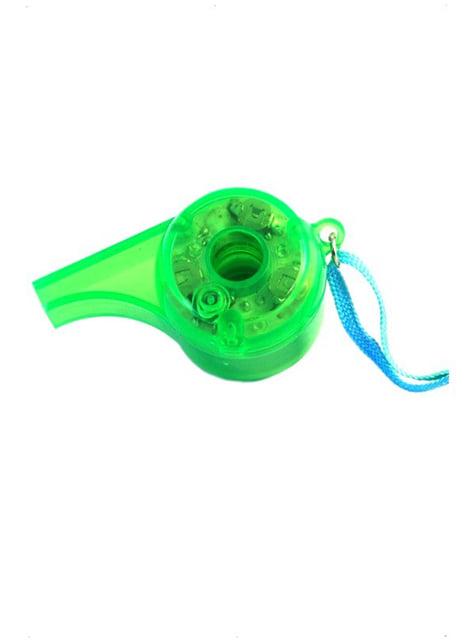 Fluitje met licht