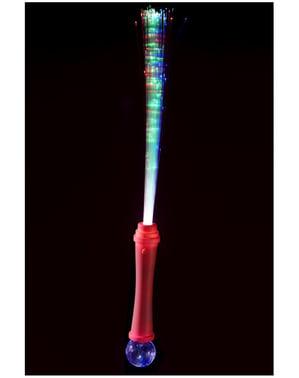 Kouzelná hůlka z optických vláken