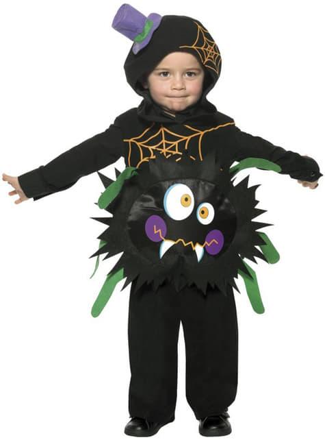 Disfraz de araña loca infantil