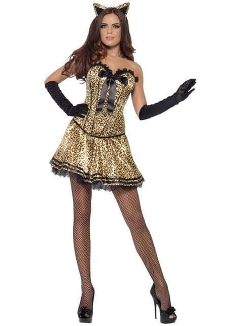 Disfraz de Kitty - mujer