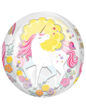Medium Unicorn Princess fooliumist õhupall
