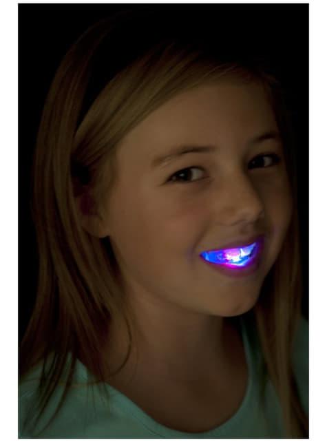 Świecące zęby