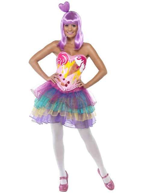 Katy Perry Kostüm für Damen