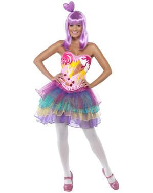 Katy Perry kostuum voor vrouwen
