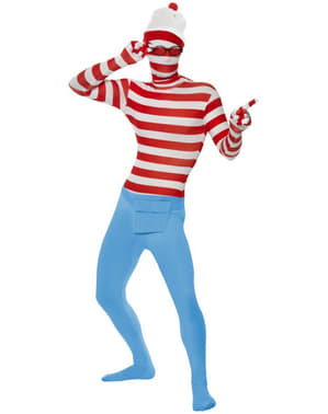 Where's Wally Skintight Costume