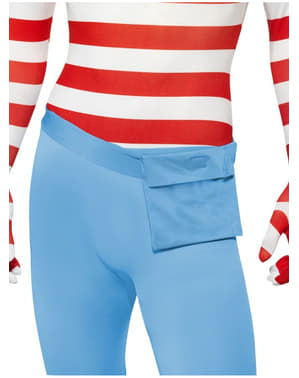 Де Wally Skintight костюм