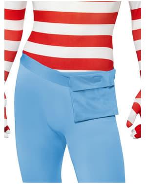 Strój Gdzie jest Wally druga skóra