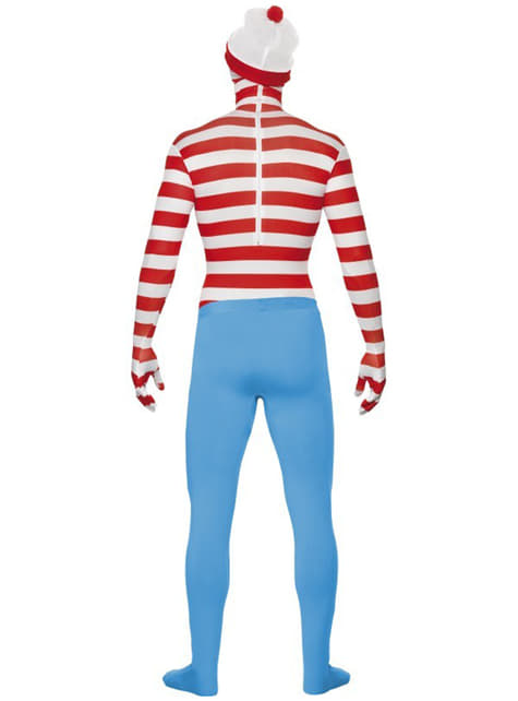 Second Skin Waar is Wally kostuum