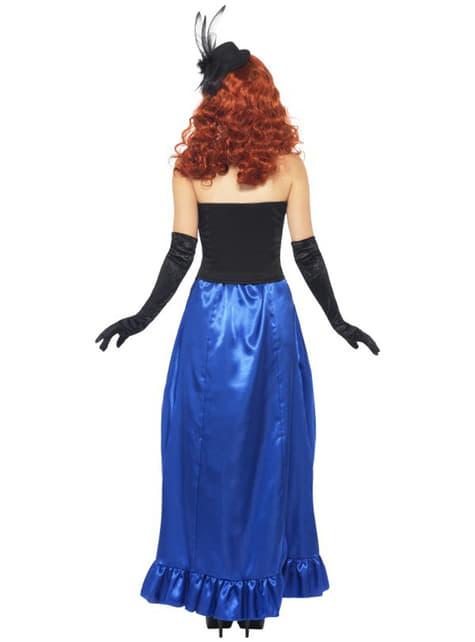 Disfraz de chica pin up grotesque burlesque - mujer