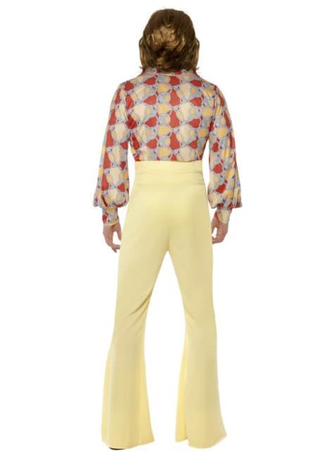 Pánský kostým libový frajer 60. léta