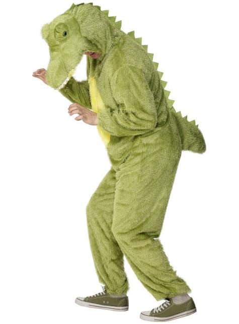 Déguisement de crocodile