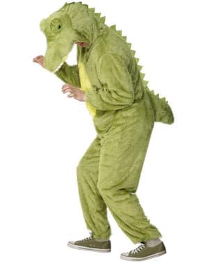 Fato de crocodilo