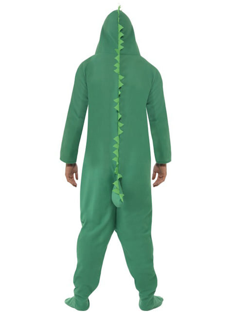 Kostým krokodýl deluxe