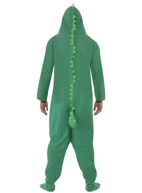 Krokodil felnőtt jelmez