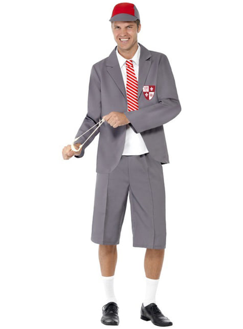 Mischievous School Boy Costume