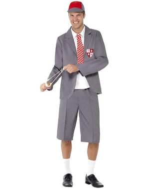 Нещасний школярський костюм