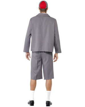 Costum de elev obraznic
