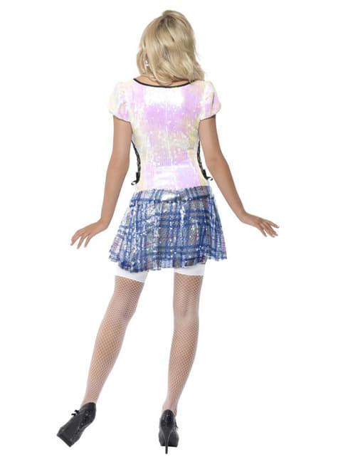 Sexy Showy School Girl Costume