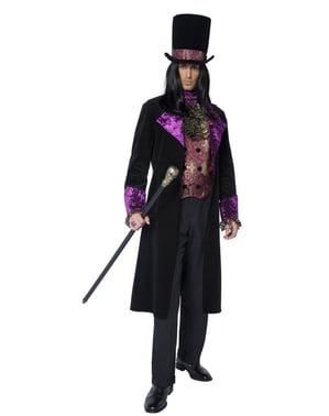 Готичний костюм графа