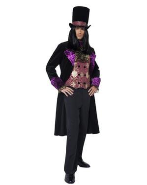 Gotic Graaf kostuum