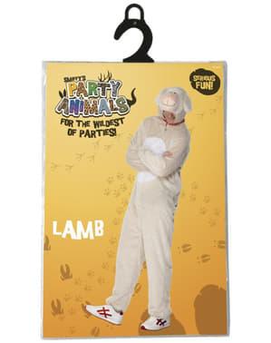 Costume agnello