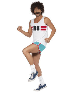 Løper 118118 kostyme