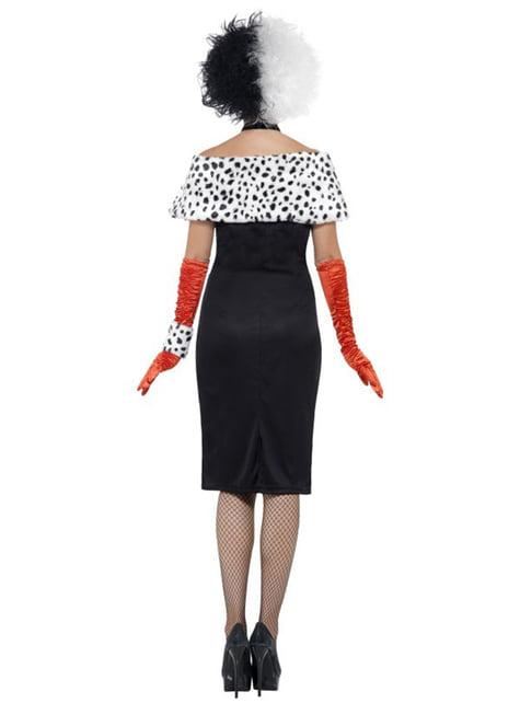 Strój Cruella