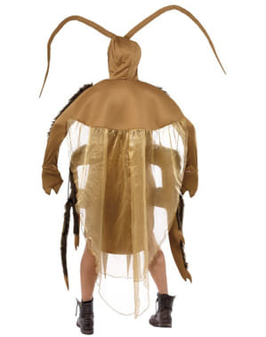 Kakerlaken Kostüm Braun