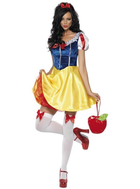 Snjeguljica seksi princeza kostim