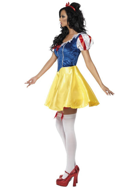 Snow white sexy princess costume