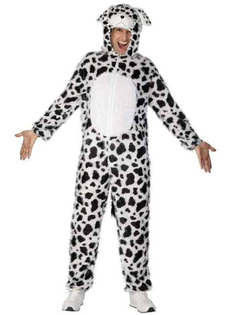 Dalmatian Dog Costume for Adults