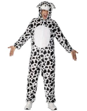 Maskeraddräkt dalmatin för vuxen