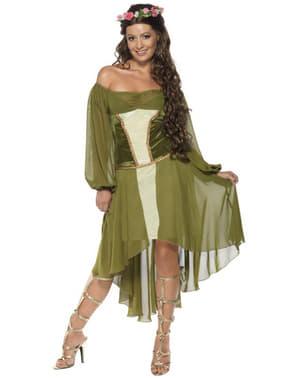 Mädchen vom Jahrmarkt Kostüm