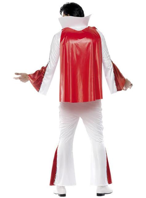 Elvis White Costume