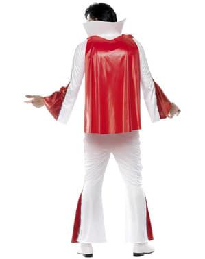 Elvis kostume hvid