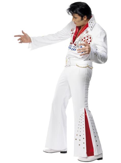 Disfraz de Elvis Águila Americana - original