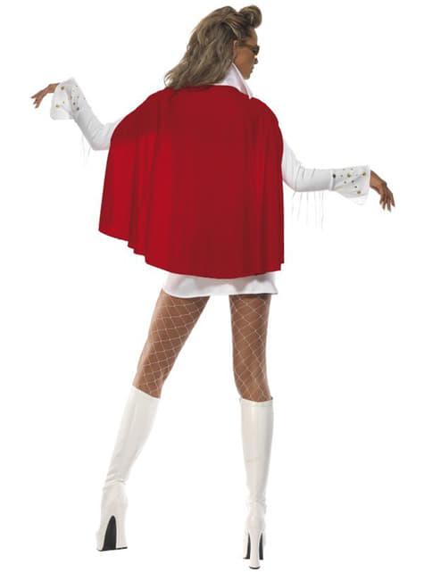 Elvis kostuum voor vrouw