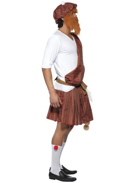 Well-Endowed Scottish Costume